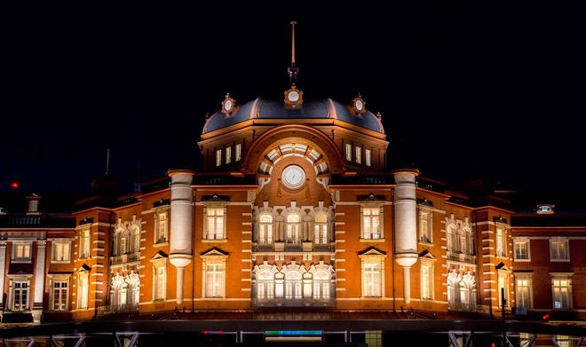 The Tokyo Station Hotel - Tokyo - Attractions