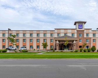 Sleep Inn and Suites Ames near ISU Campus - Ames - Edificio