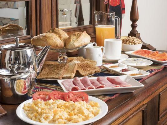 卡薩普拉多酒店 - 拉巴斯 - 拉巴斯 - 自助餐