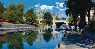 ByWard Blue Inn - Ottawa - Pool