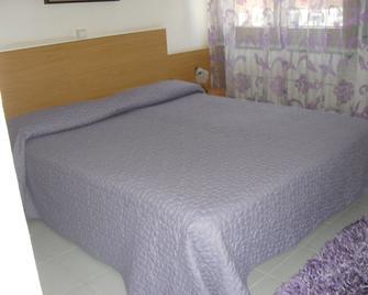 Hotel Ristorante Al Caminetto - Aosta - Slaapkamer