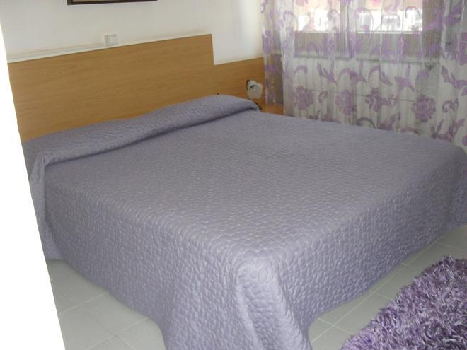 Hotel Ristorante Al Caminetto - Aosta - Κρεβατοκάμαρα