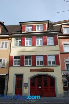 Hotel Und Gästehaus Seehof - Meersburg - Building