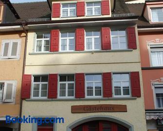 Hotel Und Gästehaus Seehof - Меерсберг - Здание