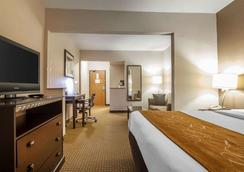 Comfort Suites - London - Makuuhuone