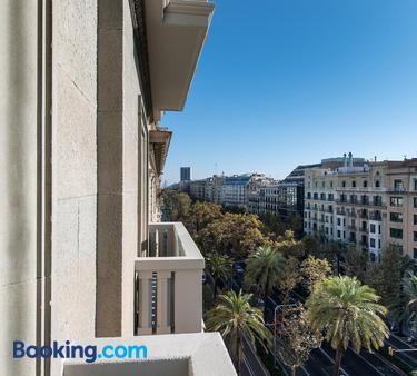 Vincci Mae - Barcelona - Ban công