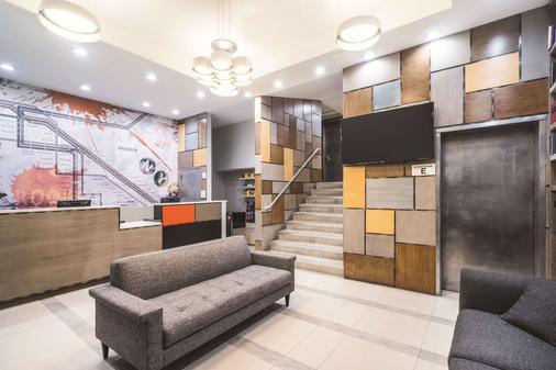 La Quinta Inn Suites by Wyndham Brooklyn Downtown - Brooklyn - Lobby