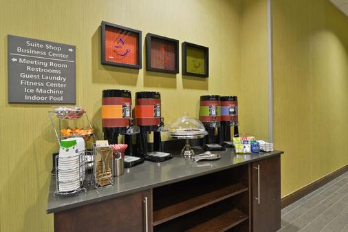 Hampton Inn & Suites Columbia/Southeast Ft. Jackson SC - Columbia - Buffet