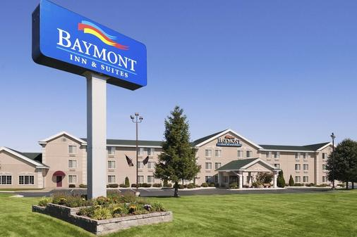 Baymont by Wyndham Mackinaw City - Mackinaw City - Rakennus