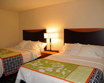 Fairfield Inn and Suites by Marriott Spearfish - Spearfish - Camera da letto