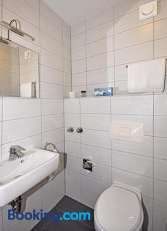 Hotel Lindenhof - Roedermark - Bathroom