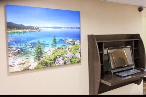 Quality Inn and Suites Fallon - Fallon - Business centre