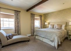 The Lake Isle Hotel & Restaurant - Oakham - Bedroom