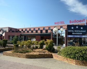 Hotel Bollaert - Lens - Gebouw