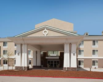 Holiday Inn Express Hotel & Suites Lamar - Lamar - Gebäude