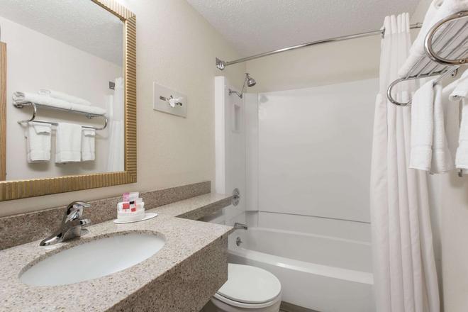 卡斯帕西速 8 酒店 - 卡斯伯 - 卡斯帕 - 浴室