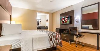 Red Roof Inn Phoenix - Midtown - Phoenix - Bedroom