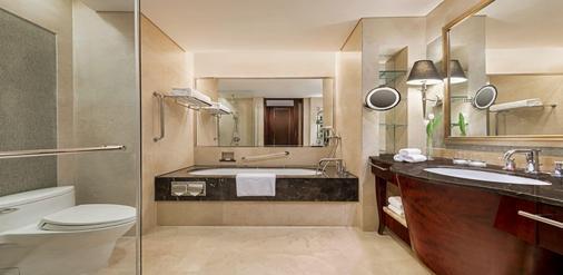 Shangri-la Hotel Chengdu - Chengdu - Bathroom