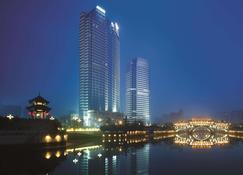 Shangri-la Hotel Chengdu - Chengdu - Außenansicht