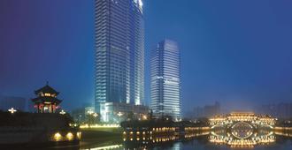 Shangri-la Hotel Chengdu - Çengdu - Dış görünüm