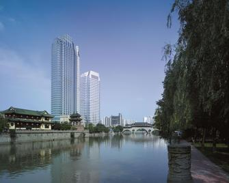 Shangri-la Hotel Chengdu - Chengdu - Outdoors view