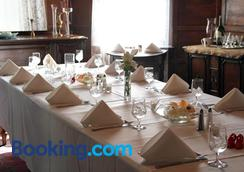 Lehmann House Bed & Breakfast - St. Louis - Restaurant