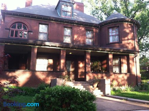 Lehmann House Bed & Breakfast - St. Louis - Building