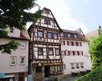 Zum Treuen Bartel - Markgroningen - Building
