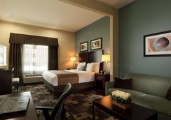 Best Western Plus JFK Inn & Suites - Houston - Makuuhuone