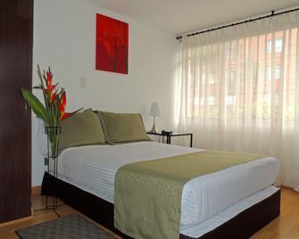 Hotel Portal Del Milán - Manizales - Bedroom