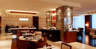 Courtyard by Marriott Shanghai Jiading - Xangai - Restaurante