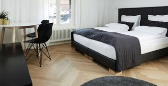 1891 Aparthotel Attic - Krakau - Schlafzimmer
