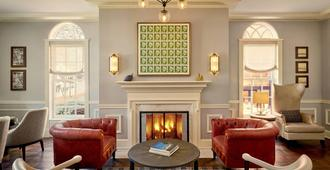 Morrison House Old Town Alexandria, Autograph Collection - Alexandria - Lounge