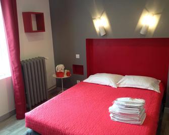 Au Bon Abri - Berck - Camera da letto