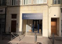 Les Appartements du Vieux Port - Marseille - Gebäude
