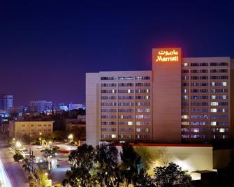 Amman Marriott Hotel - Amman - Building