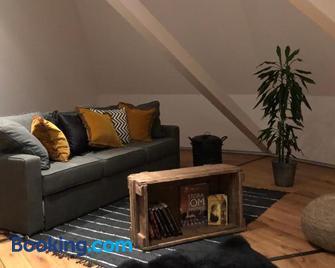 La Torre - Apartment - 360° Ystad - Ystad - Living room