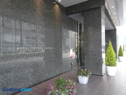 Hotel Toyota Castle - Toyota - Building