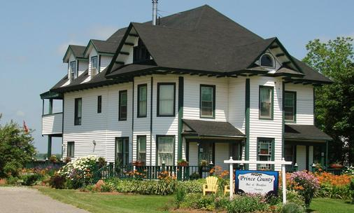 Prince County B&B - Summerside - Edificio