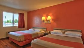 Motel 6 Sacramento North - Сакраменто - Спальня