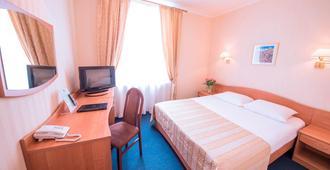 Tourist Hotel - סנט פטרסבורג - חדר שינה