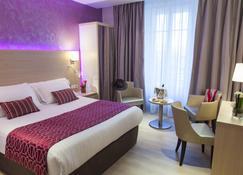 Best Western Plus Hotel Carlton - Annecy - Schlafzimmer