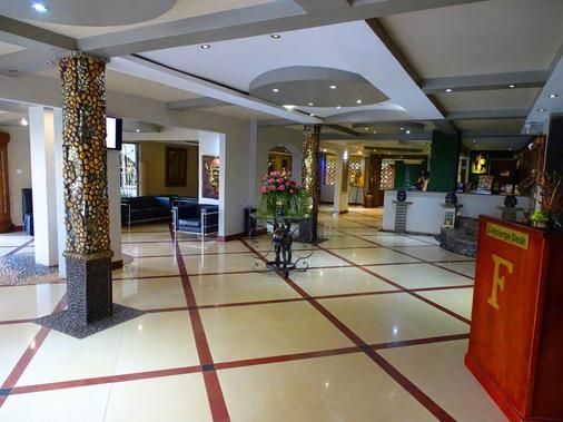 Fairway Hotel & Spa - Kampala - Hành lang