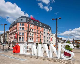 ibis Le Mans Centre Gare Nord - Le Mans - Rakennus
