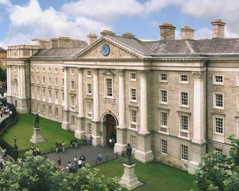Trinity College Campus Accommodation - Dublin