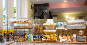 Hotel Piacenza - Milán - Bufé