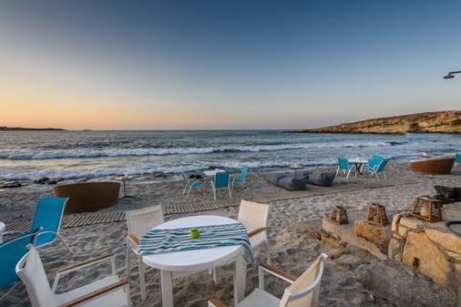 Alia Beach Hotel - Hersonissos - Beach