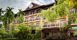 Angkor Paradise Hotel - Siem Reap - Bâtiment