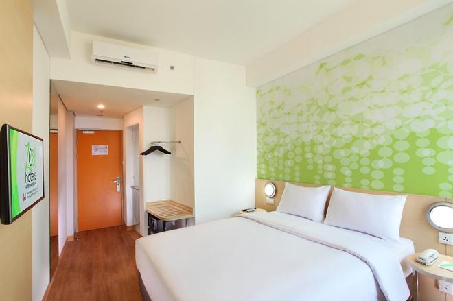 Zest Hotel Airport Jakarta - Tangerang City - Κρεβατοκάμαρα