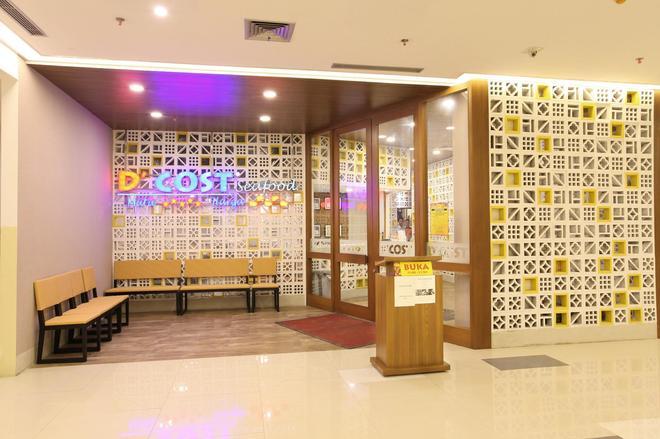 Zest Hotel Airport Jakarta - Tangerang City - Σαλόνι ξενοδοχείου